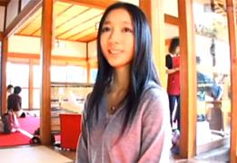 個人撮影 京都で生まれ育った現役舞子さんをハメ撮りの画像です