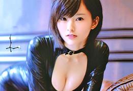 NMB48山本彩がAVでよく見るラバースーツ着てるうおおおおおおお!!
