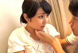 【素人】持田香織似のパイパン専業主婦が全身敏感でかわいすぎる
