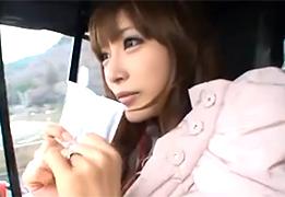【明日花キララ】春の京都で不倫するスタイル抜群な美人妻
