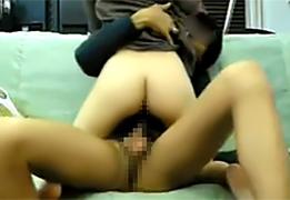 個人撮影 彼氏に仕込まれた腰使いがクソエロい女子大生の画像です