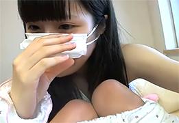 「18ちゃいだよ」きゃわいすぎる素人美少女が自宅からパジャマ配信!