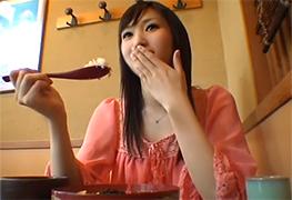 【素人】LINEで知り合ったピンク色のちっぱいした梅田の大学1年生の画像です