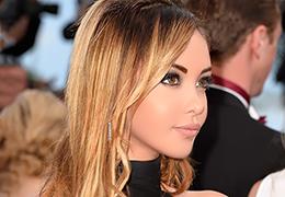 カンヌ映画祭で巨乳ポロリを全世界配信されてしまった超美人モデル
