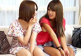【素人】渋谷でナンパした色白美乳OLを友達の前で脱がせてハメる!