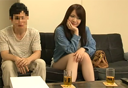 【素人】初対面の男女に二人っきりでAV鑑賞させたらどうなるか?