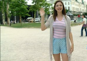 スロベニア。18歳少女の爆乳おっぱいがさいっっこう!!18枚の画像です