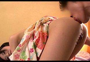 旅館に籠って巨乳女子大生と一日中ハメ撮り。至福の時間が始まる