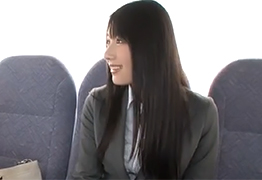 【素人】新宿駅前でナンパした突き心地最高の桃尻した美人営業OL