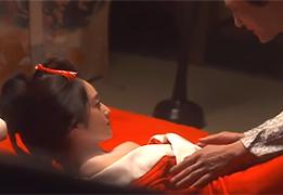 安達祐実が主演映画「花宵道中」の遊女役で乳首ヌードを完全解禁!