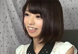 【素人】早稲田でナンパした学生みたいな専業主婦のパイパンに中出し!