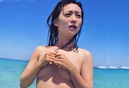 元AKB大島優子が速攻在庫切れした最新写真集で巨乳をほぼ丸出し