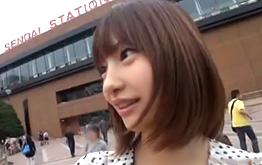 仙台モデル女子大生