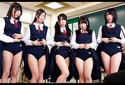 クラスの女子と王様ゲーム