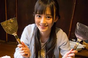 SNH48のキクちゃん