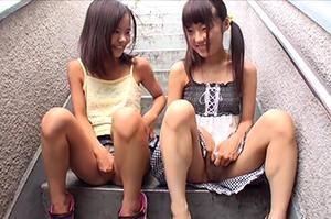 葛飾共同区営団地で少女を撮ったAVが生々しくて危ない