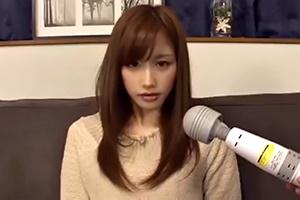 電マ初体験でおかしくなっちゃうエロカワ女子大生 絵色千佳の画像です