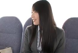 【素人】新宿の駅前でGETしたむっちり桃尻の営業OLと昼間から濃厚ハメ撮り
