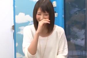 マン毛見ただけで上品なのがわかる、お嬢様大学生がMM号に登場! 藤崎かすみ