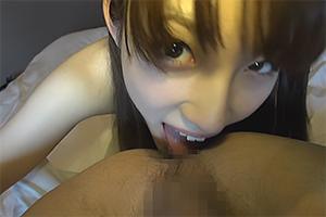 彼氏のア○ルも喜んで舐める変態彼女との生々しいハメ撮り映像
