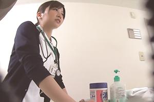 現役看護師をお昼休みにマジックミラー号でAVデビューさせます! 白井友香