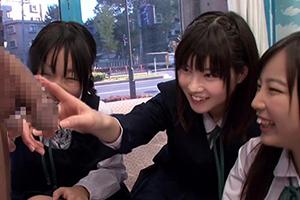 修学旅行生で大混雑wマジックミラー号が東京の新名所になってるwの画像です