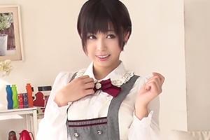 【AVスカウト】本当はアイドルになってたかもしれない愛媛の女子大生がAVデビューの画像です
