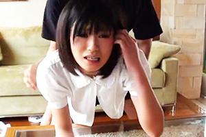前田敦子の舌使いが超絶エッロいwそら似JKのハメ撮りSEX