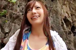石垣島でナンパしためちゃカワ素人に即ハメ交渉w