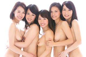 安野由美 超豪華!!SODの歴代人妻が集結したハーレム大乱交同窓会!