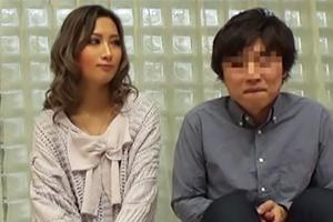 般男女モニタリングAV 1発10万円の画像です