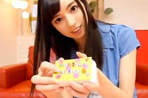橋本環奈 激似!!極上ハーフ「西田カリナ」が普段オナニーしている日常道具www