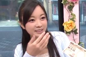 【マジックミラー号】「10万ほしい…」素人女子大生が賞金かけて人生初の逆ナン!