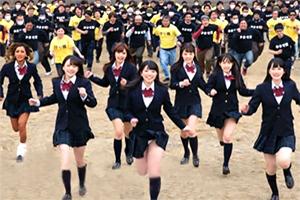 「100人×中出し2015 絶対に濡れてはイケない孕ませ学校」の画像です