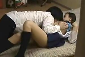 JKカップルセックス盗撮の画像です