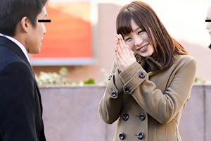 鈴村あいり「あの〜ちんこ挿れてくれませんか?」逆ナンパで無茶ぶりしすぎw