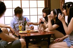 【合宿免許】美女×巨乳×ロリの3姉妹とヤリまくれた最高の夏の思い出の画像です