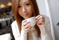 24時間密着 S級素人とヤミツキSEX タレントの卵アリサ(20歳)の画像です