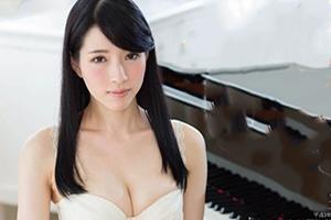二宮和香 ウチの学校の音楽教師がAVに出てて俺の股間がトロンボーン