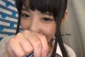 【素人】 メガネ女子をナンパ 地味な子ほど実は超エロい!