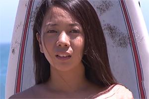 褐色美少女の神木優愛(かみきゆあ) がAVデビュー。健康的なマンコから鯨のように潮吹き!