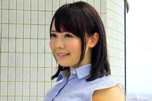 処女を捨てたばかりのお嬢様女子大生 藤川千夏 がデビュー2作目で中出しデート