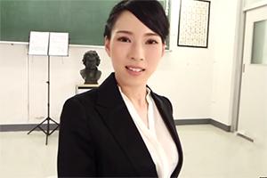 現役小学校教師、二宮和香がガチンコ童貞君のオチ●チンを優しく筆おろし、し・て・あ・げ・る◆の画像です
