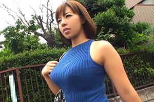 【着衣巨乳】西条沙羅 におっぱいフェチが彼女にして欲しい服装NO.1を実践して貰ったwww