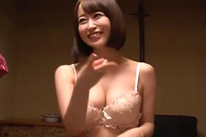 【水野朝陽 篠田ゆう かすみりさ】巨乳女将の肉体接待楽しすぎwww