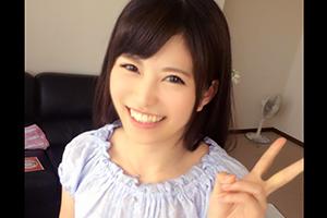 新人 江奈るり(えなるり) AVデビュー!宝石のようにキラリと輝く美少女スマイル!