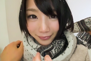 【鈴村あいり】制服姿の激カワ女子校生と学校でラブラブセックス