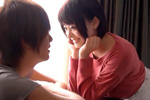 青山未来 リア充カップルが見つめ合って愛を確かめ合うセックス