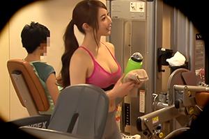 【武藤あやか】鍛えた後はマッサージがいいですよ。ジム通いの巨乳女性に忍び寄る変態トレーナー