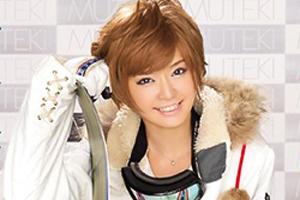 世界大会で活躍した美し過ぎるスノーボーダー MUTEKIデビュー!の画像です